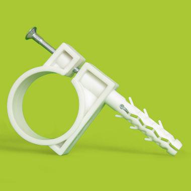 Обойма для труб і кабелю