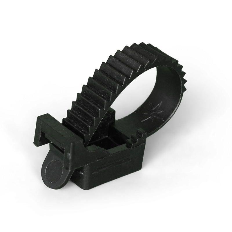 Крепёж ремешковый КР-25 черный
