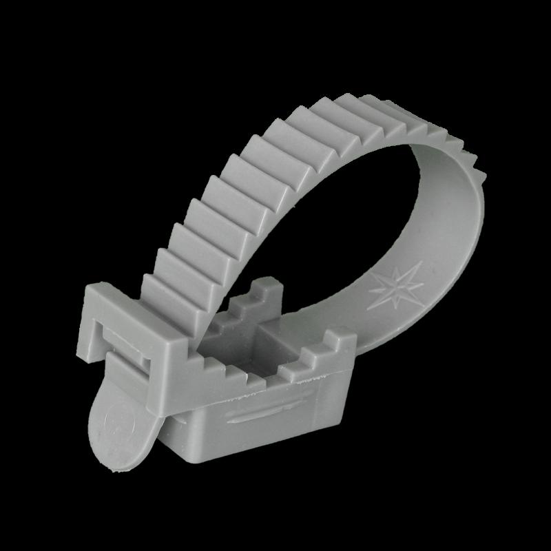 Кріплення ремінцеве КР-40 сіре