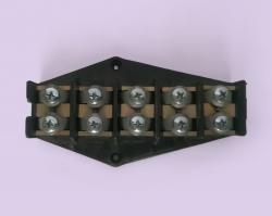 Клемна колодка K.009 (5-полюсова 16 мм2)