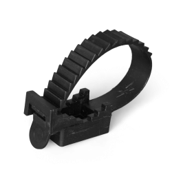 Крепеж ремешковый КР-40 черный